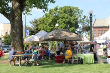 Art Fair on the Square & Craft Brew Fest: a good pairing