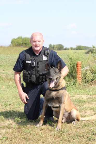 Jville K-9s Take a Leap Up