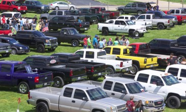 Central Illinois Truck Show