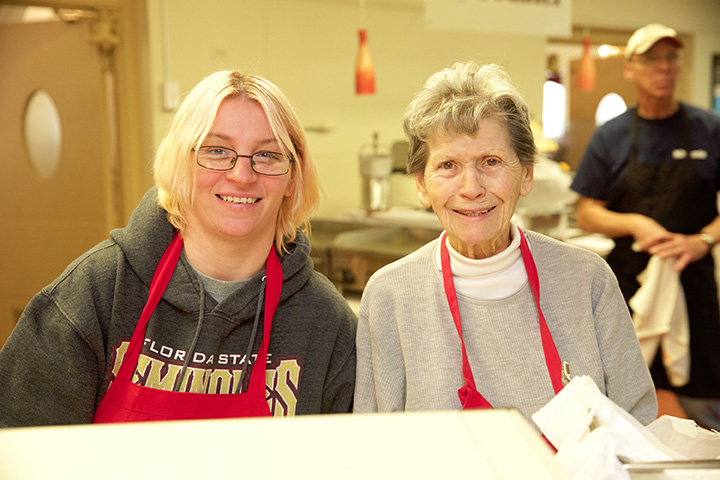 Kiwanis Pancake & Sausage Day at MacMurray College Dining Hall, 69th, Monday 19 March 2018