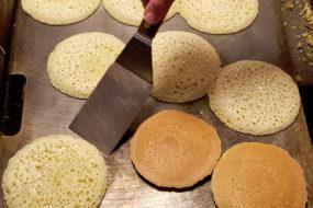 Pancake and Sausage Day