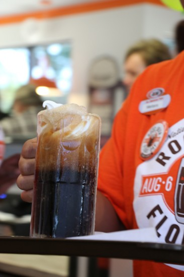 Root Beer with a splash of nostalgia