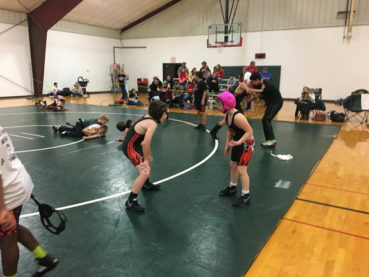 Lincoln Railer Rumble Results