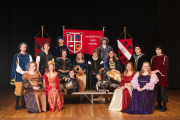 Tickets on sale for upcoming Madrigal Dinner