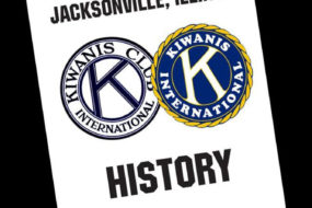 Kiwanis publishes history book