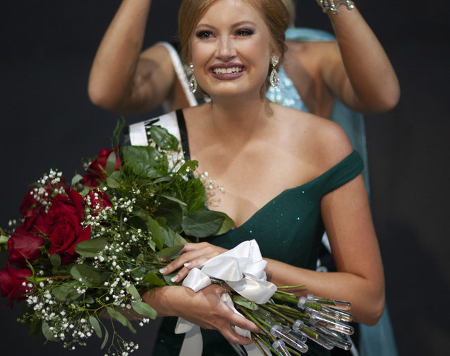2019 Morgan County Queen Lori Annette Jackson crowned  - Morgan County Fair Queen, Junior Miss and Princess Pageant Tuesday 9 July 2019 in Jacksonville.Photos by Tiffany & Steve of Warmowski Photography http://www.warmowskiphoto.com 217.473.5581 190709
