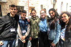 Mission: Jerusalem/West Bank