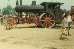 Prairie Land Heritage Museum Institute's 50th annual Fall Festival & Steam Show Days