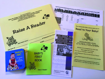 Raise a Reader project impacts local children