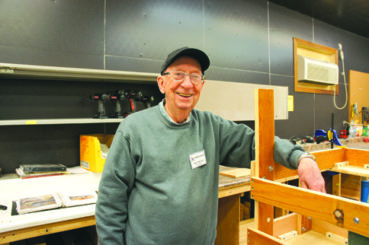Area mission volunteers make a difference