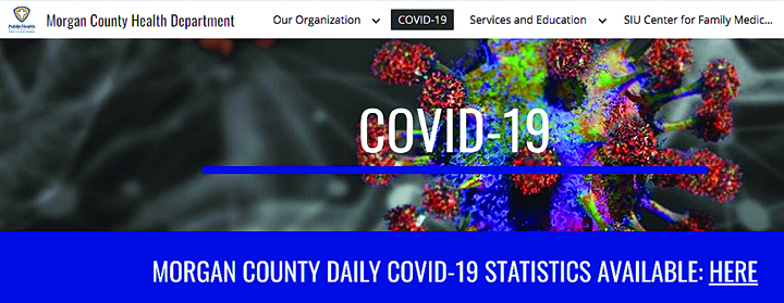 Updates on COVID-19 in Morgan County
