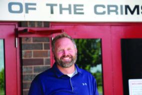 Dion new principal at JHS