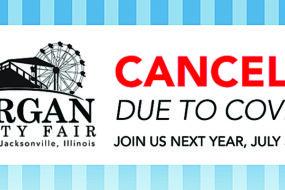 Morgan Co. Fair cancelled