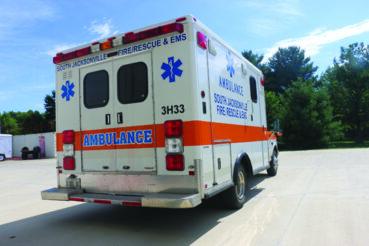 Defunding of Village ambulance