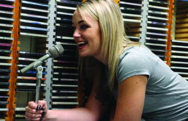 Alexa on the radio
