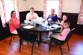 Café is a Family Affair