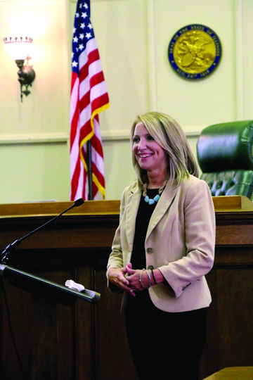 Mitchell appointed Morgan Co. Treasurer