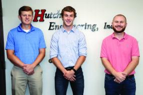 Hutchison Engineering Hires Three