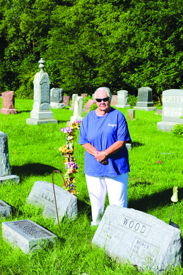 Fundraiser to restore Union Baptist Cemetery