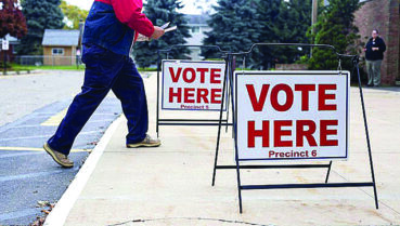 Voting this November: Precinct changes