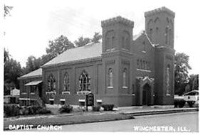 Winchester First Baptist celebrates 195