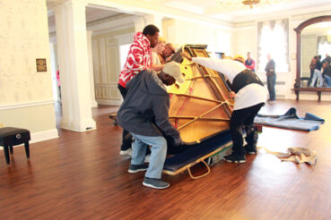 The notable buy: Move of purchased pianos made by Civic Center