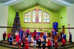 Christmas at Salem Lutheran School