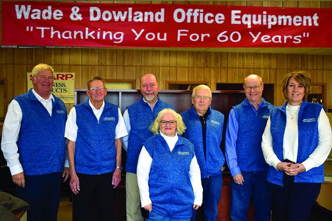Wade and Dowland turns 60