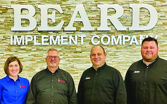 Beard Implement Company Announces Succession Plan