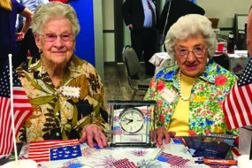 Women honored for political service