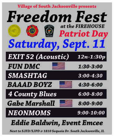 """Freedom Fest"" returns to Village"