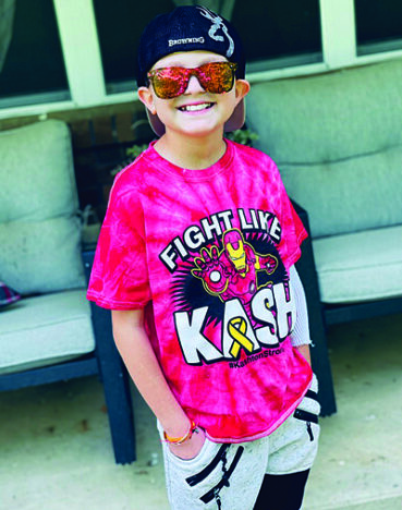 Fight for Kash at upcoming fundraiser