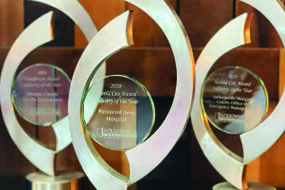JREDC recognizes 2020 Industry of the Year – Three entities earn Harold Cox award