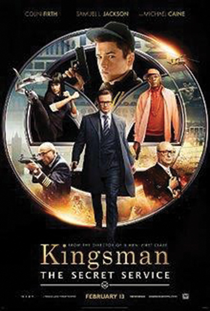 """Kingsman: The Secret Service"" or; the First Good Movie of 2015"