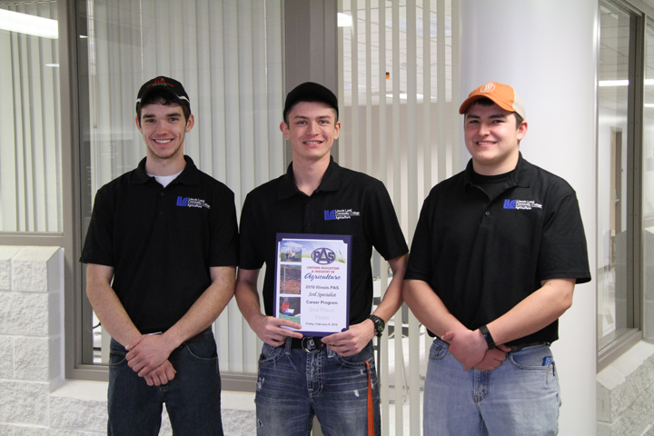 LLCC Agriculture Club competes at state PAS conference
