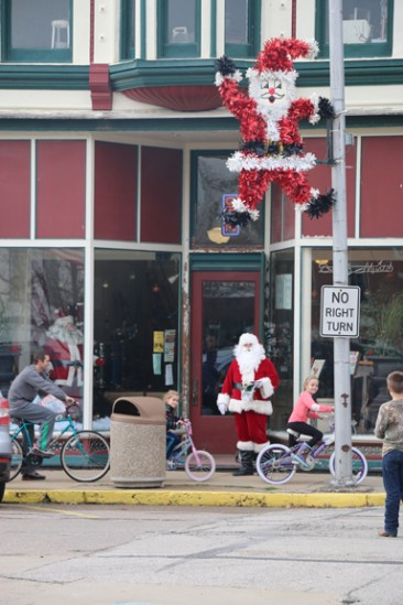 Winchester's Holiday Open House