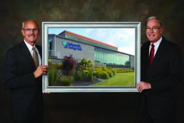 Jacksonville Savings Bank celebrates 100 years of service