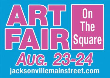 Main Street hosting Art Fair on the Square