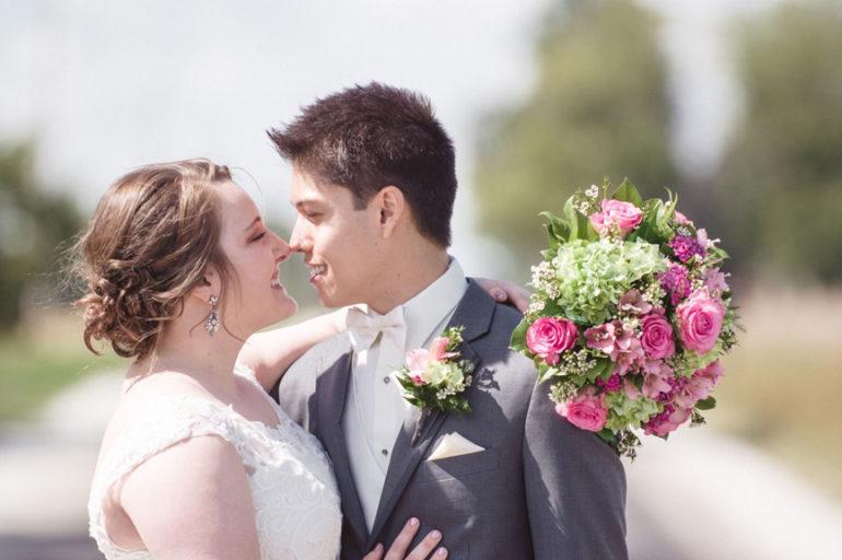 Young Love: Brandon & Audra Pilarte