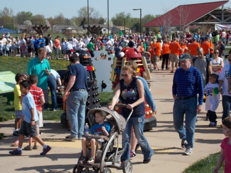 "Autism Society of Central Illinois to hold annual ""Take a Step for Autism Walk"""