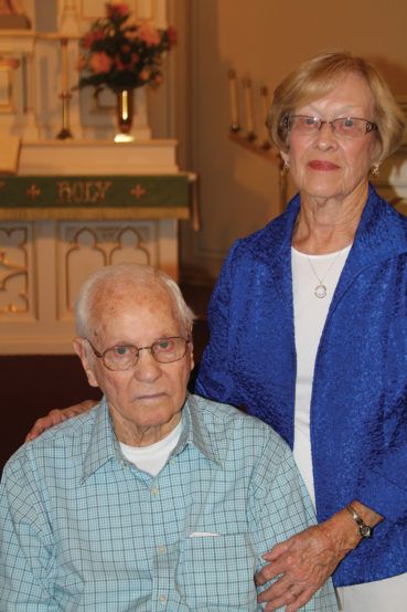 Melvin (Bud) and Rosalie Schone