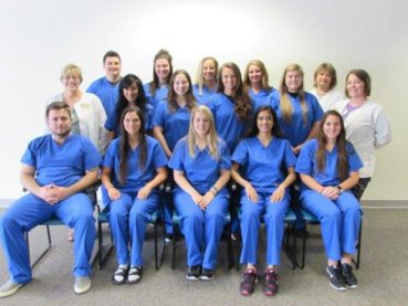 Congratulations CNA graduates at LLCC-Jacksonville