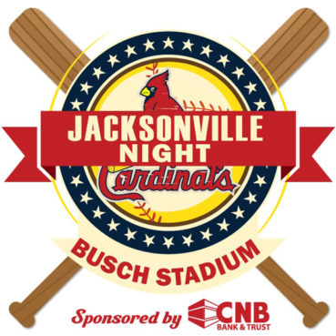CNB Bank & Trust Jacksonville Night