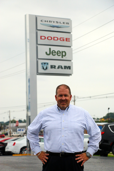 Meet Chad Tullis: New owner of Jacksonville Chrysler Dodge Jeep Ram