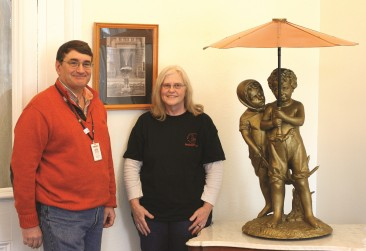 John and Mary Fountain