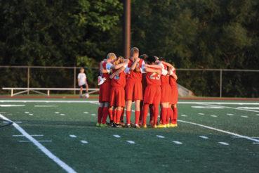 Crimsons soccer