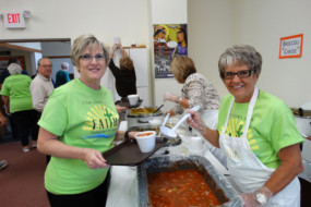 Faith Lutheran Soup Luncheon