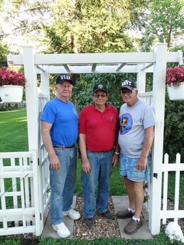 Honor Flight: Classmates and lifelong friends