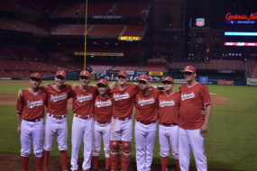JHS Baseball at Busch