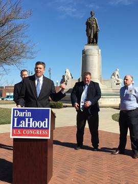 State Senator Darin LaHood